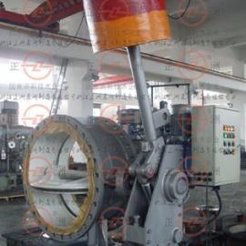 中国·正洲专业生产重锤式液控缓闭止回蝶阀