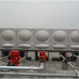 黄山不锈钢水箱 黄山消防水箱