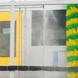 欧德巴斯列车洗车机|列车自动清洗机T12
