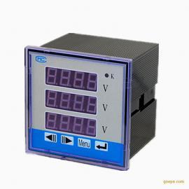 三相智能电压表、多功能电力仪表-宏仪电气