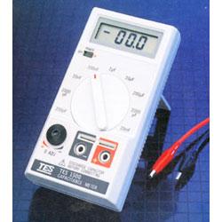 台湾泰仕 TES-1500 数字式电容表