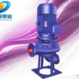 LW立式无堵塞排污泵 LW直立式排污泵