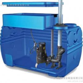 地下商场污水提升设备