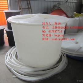 1000L塑料圆形腌制桶