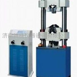 螺纹钢WE-600B数显液压万能试验机
