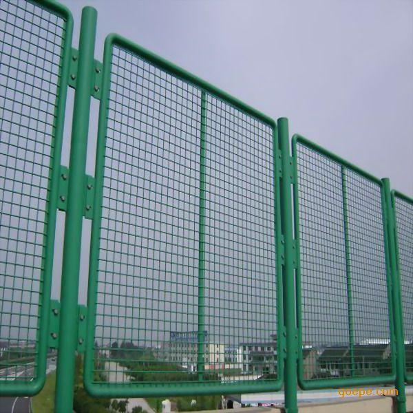 框架护栏网高速防护网