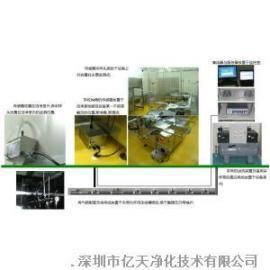 新版GMP无菌室连续微粒在线监控系统