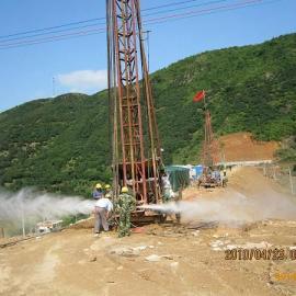 建筑地基软基础处理设备,桥梁底座加固设备,旋喷钻机