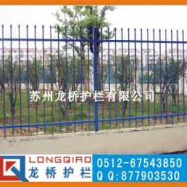 龙桥护栏*生产/姜堰静电喷涂钢制护栏/热浸锌静电喷涂护栏