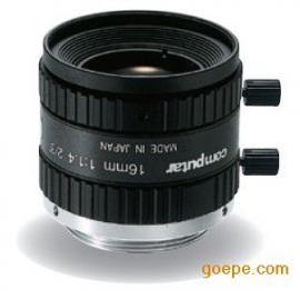 工业镜头M1614-MP2-Computar镜头