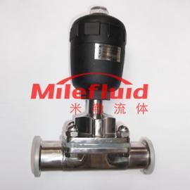 气动隔膜阀,不锈钢气动隔膜阀,药用气动隔膜阀