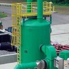 供应废气吸附装置 活性炭吸附塔