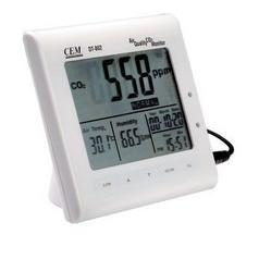 香港DT-802空气质量检测仪(二氧化碳,温湿度检测仪)