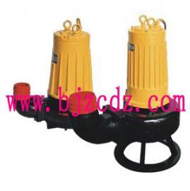 排污泵/切割式潜水泵/污水污物潜水电泵