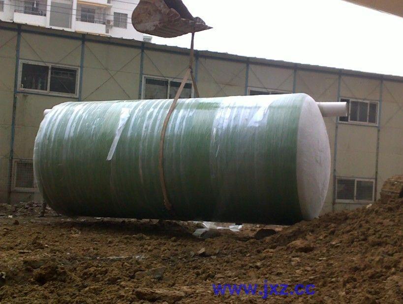 海南三亚玻璃钢化粪池
