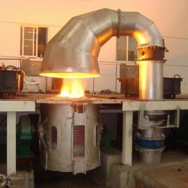 1吨中频熔炼炉节能中频炉