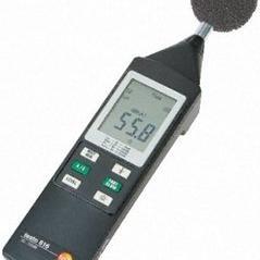 德国德图 TESTO 816 高精度声级计 噪声测量仪