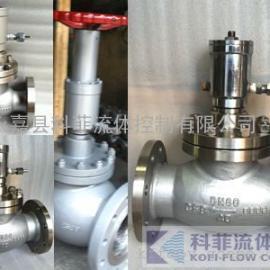 J741F不锈钢液动截止阀、液动不锈钢阀门