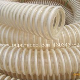 PU塑筋螺旋增强软管 PU塑筋管 PU吸尘管