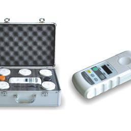 便携式游离氯分析仪 型号:SX55-CL501/B