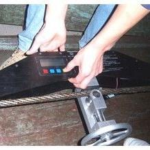 绳索张力仪、锚索测力计、钢丝绳拉力测试仪