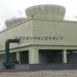 冷却塔及热泵设备噪音综合治理