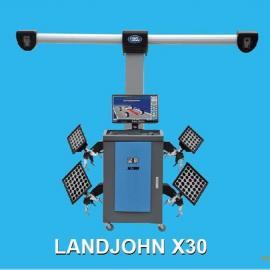 3D四轮定位仪蓝爵X30