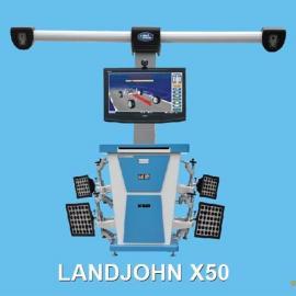 3D四轮定位仪蓝爵X50