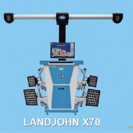 3D四轮定位仪蓝爵X70