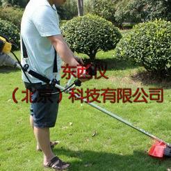 侧挂式动力割草机