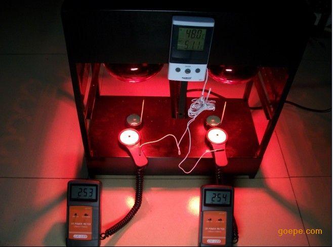 联辉科技太阳膜测试用红外灯 红外光源 150W