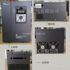 宁波余姚注塑机专用异步伺服11KW节电变频器