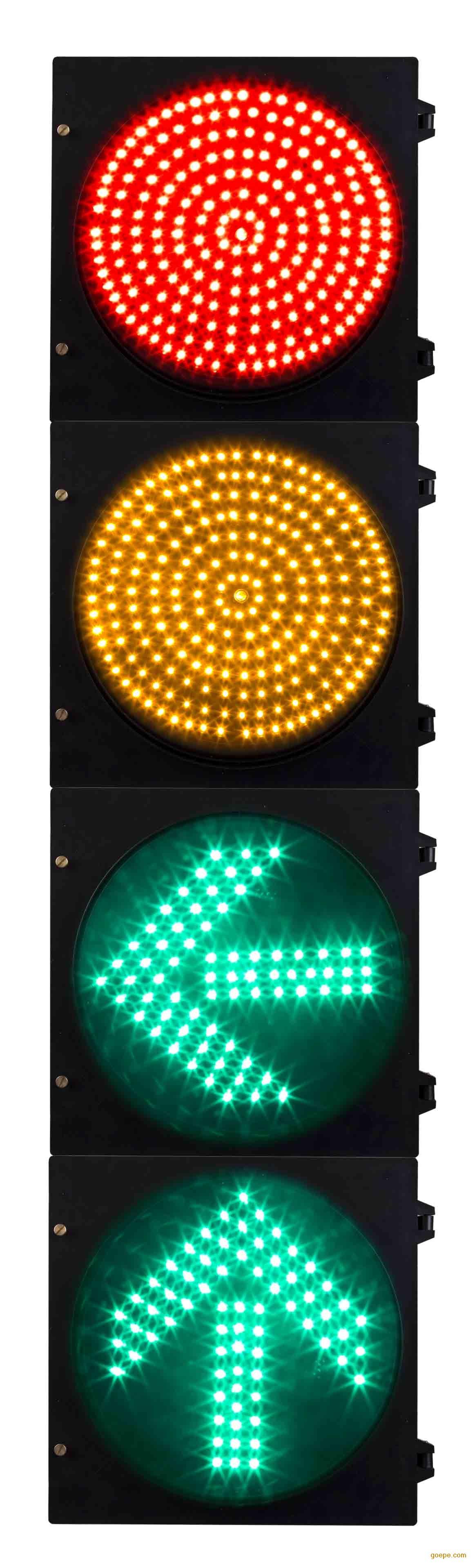 供应各种led交通信号灯自主专利ce等国际认证