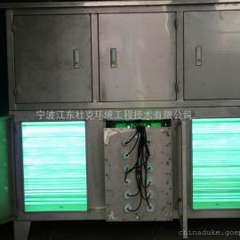 Duke污水泵站废气除臭装置