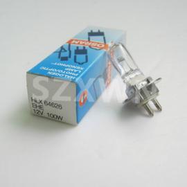 欧司朗内窥镜灯泡HLX64626 12V100W充氙米泡