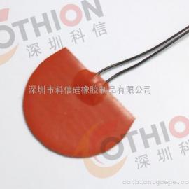 现货 硅胶材质电池加热片发热膜电热板 货真价实
