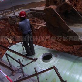 乐东玻璃钢化粪池厂家