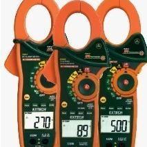 美国艾示科EXTECH EX830红外测温钳型电流表