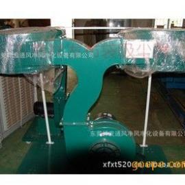 4kw双桶布袋吸尘器|粉尘收集吸尘器|移动式除尘器|鞋厂除尘器