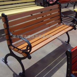 山东休闲椅公园椅 长椅 户外休息椅质保10年