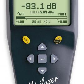 ML1 便�y手持式模�M音�l分析�x