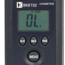 台湾贝克莱斯UVA� BK8732紫外线照度计