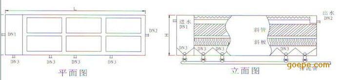 首页 供应产品 污水处理设备 固液分离设备 沉淀池 >> 斜管沉淀装置