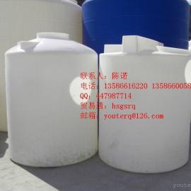 2吨PE水箱/2吨塑料水箱/圆形水箱/平底水箱