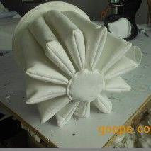 PCB 电镀厂过滤机专业杨桃式滤袋