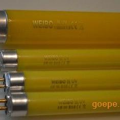 防紫外线灯管、无紫外线灯管、抗紫外线灯管、抗UV灯管、黄光灯、