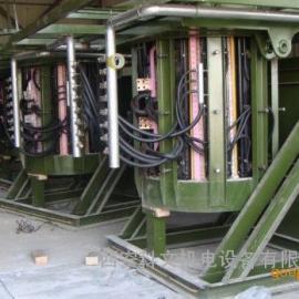 西安中频炉、3吨中频炉、感应电炉