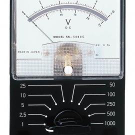 指针式模拟万用表SK-5000G 日本凯世