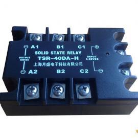 TSR-40DA-H三相固态继电器