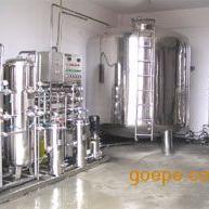 工业反渗透设备+混床 天一净源水处理设备